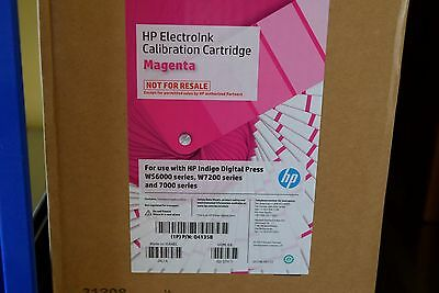 HP Indigo Calibration Ink MAGENTA Box Q4137B
