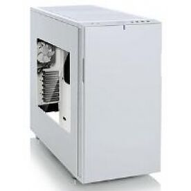 Fractal Design Define R5 Computer Case (White) with USB 3.0 and Window - Bran...