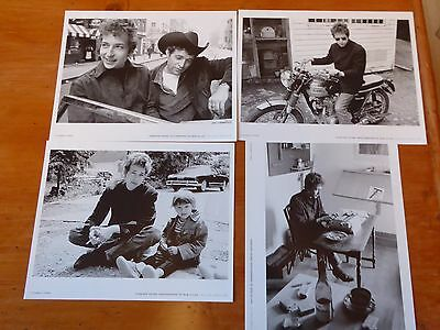 Bob Dylan (Woodstock Era) Photographs By Douglas R Gilbert. 4. B&w. Exc.