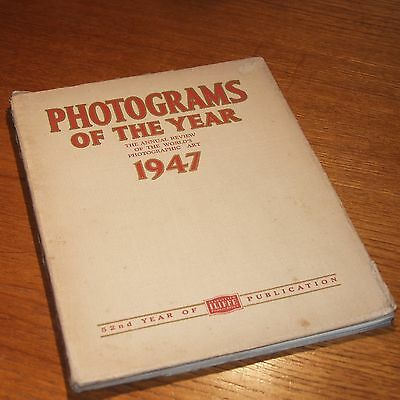 PHOTOGRAMS of the year 1947 AMATEUR PHOTOGRAPHER by ILIFFE