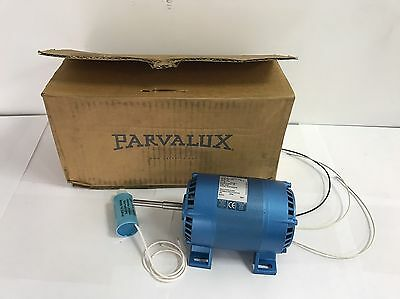 New Parvalux 55w SD28 AC Electric Motor Single Phase 1400RPM 4-Pole 220/240vAC