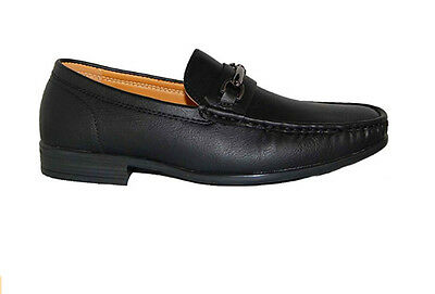 Attractive men's comfort driving shoes for everyday wear,10 D(M)US-Eur.(43)Black