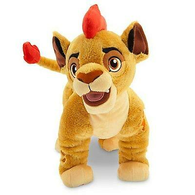 New Official Disney The Lion Guard 35cm Medium Kion Soft Plush Toy