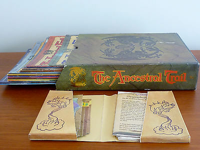 The Ancestral Trail. A Marshall Cavendish boxed collection of issues 1-26