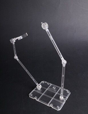 transparent Action Support  Type Model Stand Bracket base for Play Figure toy