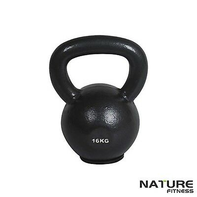 16kg Russian Classic Steel Kettlebell for Home and Gym Weights Training Strength