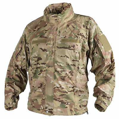 Helikon Tex ECWCS Level 5 Ver.2 Soft Shell Jacket Cold Weather - Army Camogrom