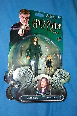 Harry Potter the Order of the Phoenix sirius black and kreacher action figures