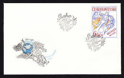 Czechoslovakia European Security Co-Operation Helsinki FDC First Day Cover 1976