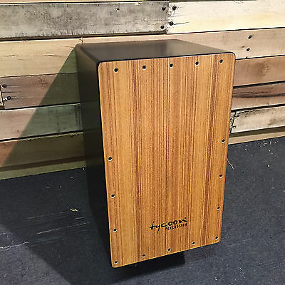 Tycoon 29 Series Supremo Cajon - Asian Hardwood Front Plate - EX DEMO
