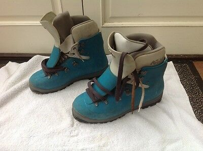 Asolo mountaineering boots size