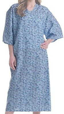 Hospital Gown - Wholesale UNISEX Exam Gown (Pack of 12)