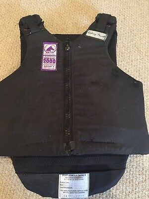 Horse Riding Body Protector Rodney Powell Level 3