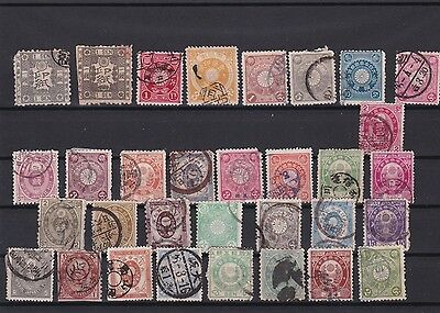 Early Japan Stamps  R 2373