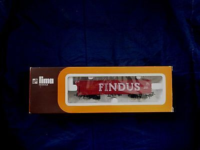 Lima 3188 Ho Gauge Findus Opening Top Wagon Sncf 570 3864-9 - Boxed