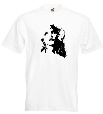 Debbie Harry Blondie T Shirt Parallel Lines Eat To The Beat Clem Burke 70's Pop