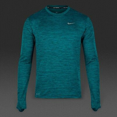 Brand New Nike Men's Therma Sphere Element Training Top Size:Large (807453-351)