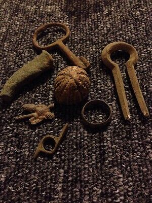 A Collection Of Metal Detecting Finds 002