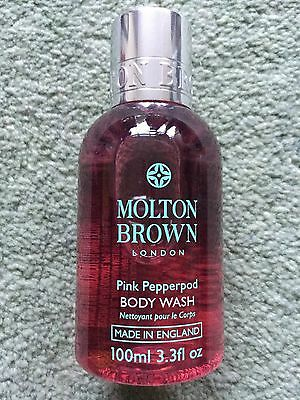 Molton Brown Pink Pepperpod Body Wash 100ML  ****NEW****