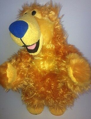 Vintage Cha Cha Bear In The Big Blue House