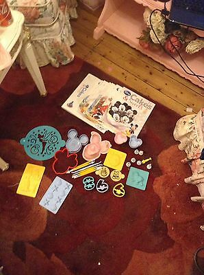 Disney Cakes And Sweets Job Lot