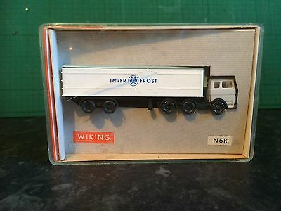 n gauge N5K INTERFORST ARTICULATED LORRY TRUCK BOXED
