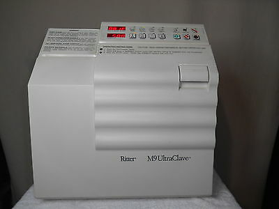 Ritter M9 Automatic Autoclave / Sterilizer.   Local Pickup Only