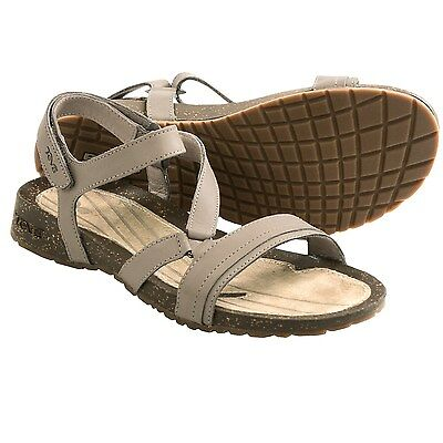 eefb839618d NEW WOMEN`S TEVA Cabrillo Crossover Sandals Leather MSRP 80 -  39.99 ...