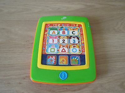 Kids Learning iPad Educational Toy Touch Screen - Sounds,Letters 2 years +