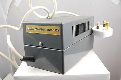 Durst Enlarger Transformer TS 100, 12 volt, excellent.