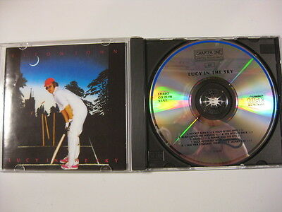 Elton John Lucy in the Sky silver CD Hammersmith 1974 Chapter One