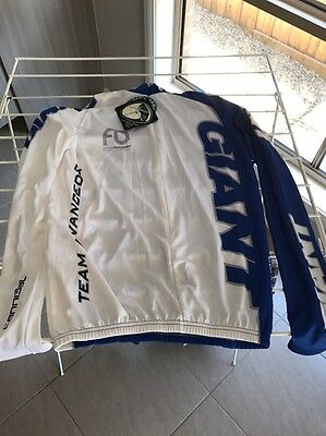 Long Sleeve Giant Cycling Jersey L