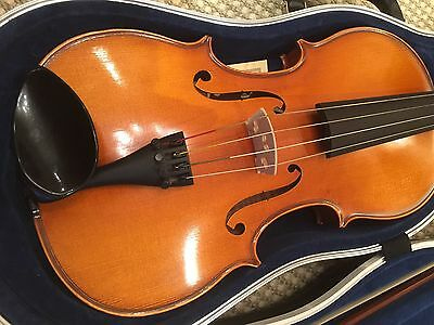 "Viola Outfit 15 1/2"" Otto Jos. Klier Model No.63 Made In Germany 2006"