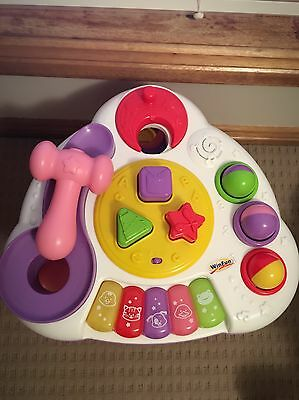 Musical Activity Table For Baby And Toddler 12month+