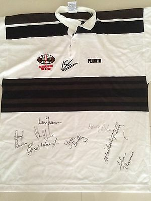 2001 Legends Of League Signed Penrith Jersey