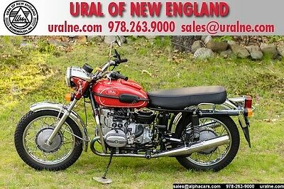 1995 Ural Solo  Rare Solo Low Mileage 2 Owners Pristine Condition Finance & Trades