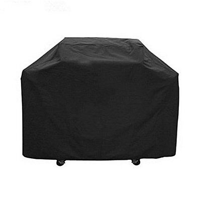 Waterproof BBQ Cover 4 Burner Outdoor UV Gas Charcoal Barbecue Grill Protector