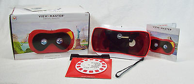 View Master Virtual Reality Starter Pack - Use Your Smartphone/Download Apps NIB