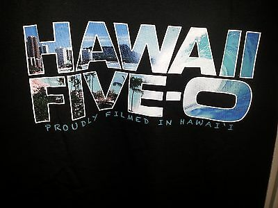 Authentic Hawaii Five-0 Filming Crew Shirt. First Season?