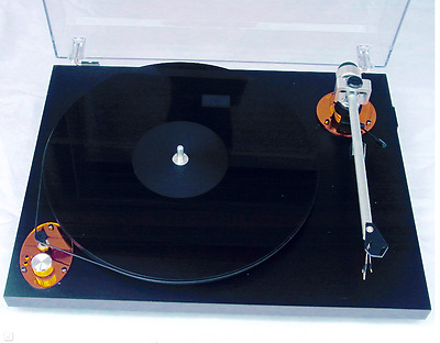 Amber TT2 Turntable With Funk F7 Tonearm