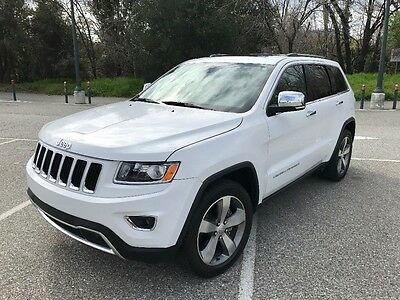 2015 Jeep Grand Cherokee Limited 2015 jeep grand cherokee limited v6