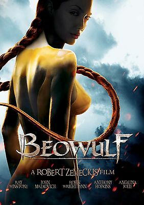 "Beowulf Movie Poster 18"" x 28"" ID:2"