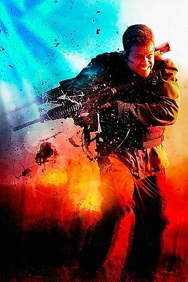 "Shooter Movie Poster 18"" x 28"" ID:3"