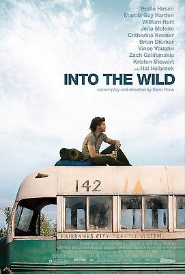 "Into the Wild Movie Poster 18"" x 28"" ID:1"