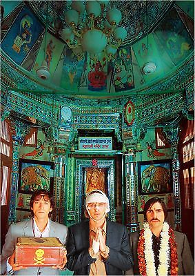 "The Darjeeling Limited Movie Poster 18"" x 28"" ID:2"
