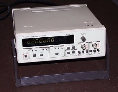C&C 150MHz Universal Counter 150U - Good Condition