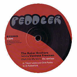 The Baker Brothers - Walk Into My World (Remixes) - Peddler - 2006 #174945