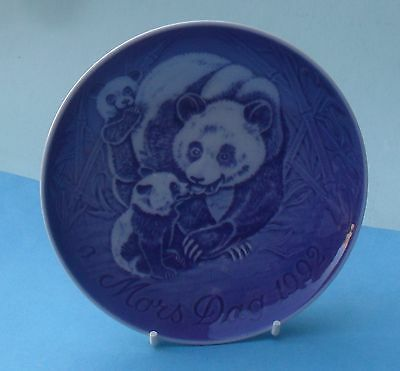 Bing & Grondahl 1992 Mother's Day Plate