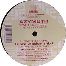 Azymuth - Partido Novo (Remix) - Far Out - 2002 #92873