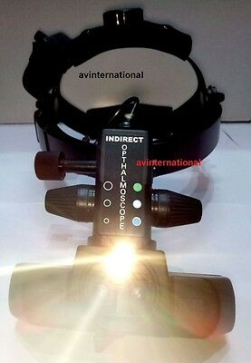 Indirect Ophthalmoscope With Accessories Wireless Rechargeable BEST BRAND KFW-77